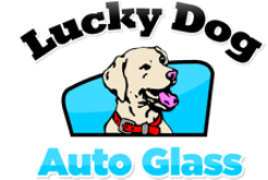 Lucky Dog Auto Glass Logo